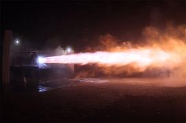 SpaceX протестировала межпланетный двигатель Raptor