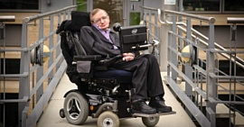 Стивен Хокинг: «Челвоечеству осталось около 1000 лет»