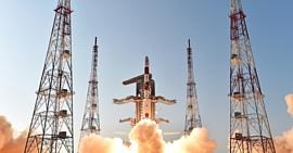 Индийская ракета доставила на орбиту рекордное количество спутников — 104