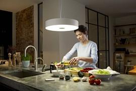 Philips выпустила новые умные лампы Hue White Ambiance