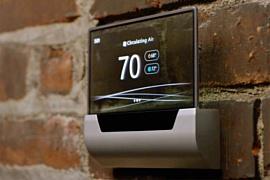 Microsoft представила умный термостат с Cortana внутри