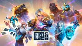 Через несколько часов стартует BlizzCon 2017