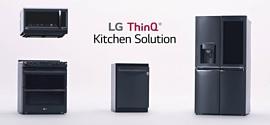 LG представила умную кухонную электронику ThinkQ нового поколения