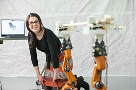 Инженеры MIT создали робота-плотника