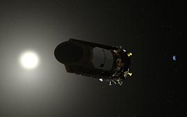 НАСА перевело телескоп «Кеплер» в режим сна