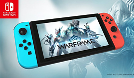 Warframe выпустят на Nintendo Switch