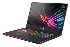 ASUS показала мощный ноутбук Strix SCAR II