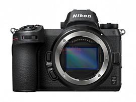 В сеть попали пресс-рендеры «беззеркалок» Nikon Z6 и Z7