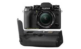 Слух: камеру Fujifilm X-T3 начнут продавать в конце сентября