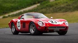Раритетную Ferrari продали за $48 млн