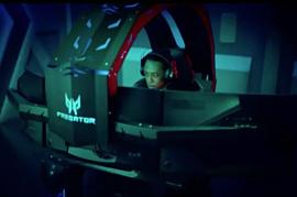 Acer представила необычное геймерское кресло Predator Thronos