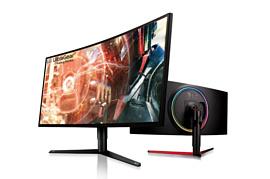 LG представила геймерский монитор UltraGear