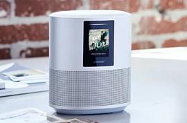 Bose показала умную колонку Home Speaker 500 с поддержкой Alexa