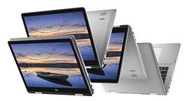 Dell привезла на IFA 2018 новые ноутбуки Inspiron