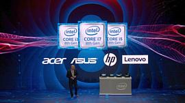 Intel рассказала о новых процессорах Whiskey Lake и Amber Lake