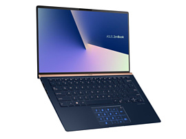 Asus представила гибридные ноутбуки ZenBook Flip 13 и Flip 15