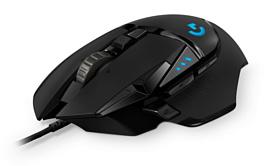 Logitech обновила игровую мышь G502