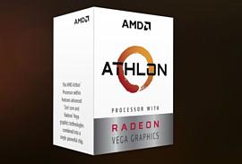 AMD представила новый процессор Athlon 200GE