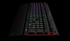 Das Keyboard начала продажи «умных клавиатур» 5Q и X50Q