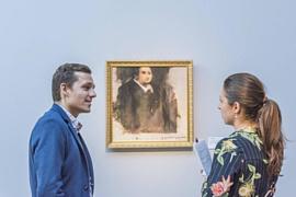 Портрет, нарисованный искусственным интеллектом, продали за $432500