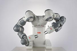 На новом заводе за $150 млн роботы будут собирать роботов