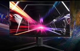MSI представила быстрый геймерский монитор Oculux NXG251R