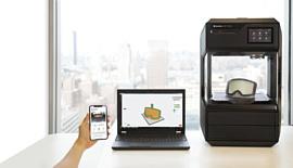 MakerBot показала новый 3D-принтер Method