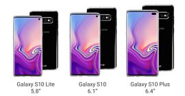 Утечка: изображения Samsung Galaxy S10 в чехлах Olixar