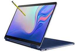 Samsung представила новые лаптопы Notebook 9 Pen
