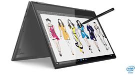 Lenovo показала гибридный ноутбук Yoga C730