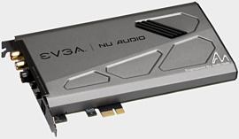 EVGA выпустила звуковую карту NU Audio
