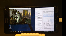 На Lumia 950 XL запустили ARM-версию Windows и оригинальную Fallout