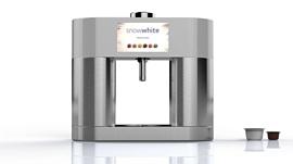 LG показала автоматическую мороженицу Snow White