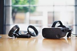 HP показала новый топовый VR-шлем Reverb
