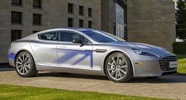Следующий Aston Martin Джеймса Бонда может стать электрическим