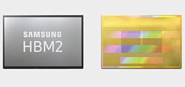 Новая память Samsung HBM2E поможет создать видеокарты с 64 ГБ VRAM