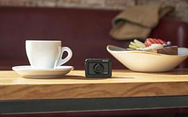 RX0 II — новая сверхкомпактная 4K экшн-камера Sony