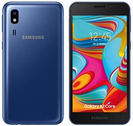 Дешевый Samsung Galaxy A2 Core получит 5-дюймовый экран и Android Go