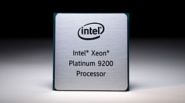 Intel представила 56-ядерный процессор Xeon