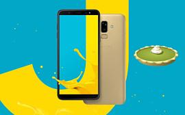 Samsung обновила до Android Pie бюджетный Galaxy J8