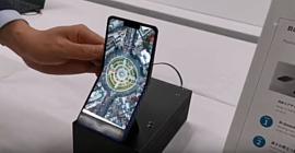 Видео: Sharp продемонстрировала прототип своего гибкого 6.2-дюймового смартфона