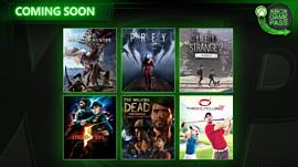 В каталоге Xbox Game Pass появятся Prey и Monster Hunter: World
