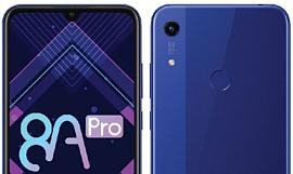Huawei анонсировала дешевый смартфон Honor 8A Pro