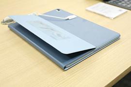 Huawei показала гибридный лаптоп MateBook E 2019