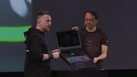Acer Predator Helios 700 — новый мощный игровой ноутбук с выдвижной клавиатурой