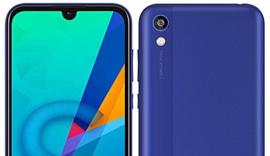 Утечка: рендеры и характеристики Huawei Honor 8S