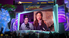 Twitch выпустила бесплатную караоке-игру Twitch Sings