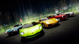 Microsoft анонсировала условно-бесплатные гонки Forza Street