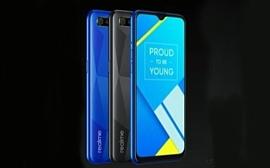 Realme анонсировала бюджетный смартфон C2