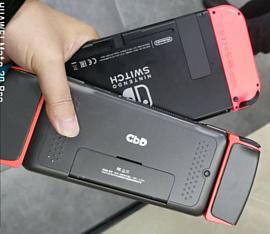 GPD намекнула на выпуск мобильного игрового ПК, похожего на Nintendo Switch